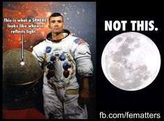 So the moon that you see in the sky every night is not really there? This is unbelievably stupid. It's not the archaic dark ages anymore people! Flat earth, fake moon?