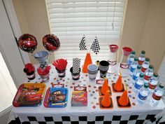Disney Cars 2nd Birthday Party! | CatchMyParty.com