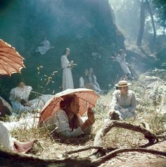 Picnic at Hanging Rock. a spine-tingling picnic movie must-see.