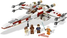 LEGO 6212-1: X-wing Fighter