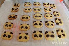 PANDA COOKIES!