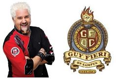 Food Network's Guy Fieri Cooking Up Campus Fare at Montclair State University