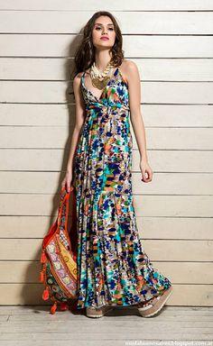 ece1f67b5c Estas son las tendencias del verano que presenta la marca argentina de  indumentaria femenina