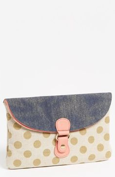 Tulu 'Ramona' Clutch available at #Nordstrom