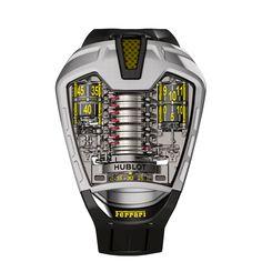 ウブロスーパーコピー マスターピース MP-05<ラ・フェラーリ> 905.NX.0001.RX