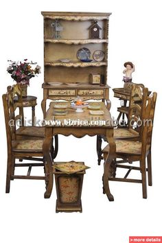 Havertys Marseille Dining Room Collection