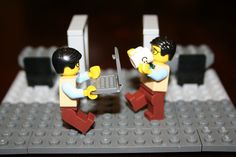 MY LEGO OFFICE | Flickr - Photo Sharing!
