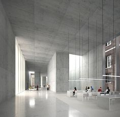 The Strand Quadrangle: King's College London Architectural Competition