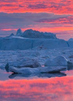 A moment of pure bliss; Sunset at Greenland. For more bliss check out theculturetrip.com. Photo credit: Dave Brosha