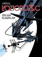 Koziorożec - Koziorożec, tom 4 - Sześcian Numeryczny Imago.com.pl komiksy nowe używane komiksy polskie zagraniczne sklep z komiksami