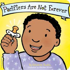 Pacifiers Are Not Forever book