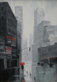 Alexander Bolotov ~ Unforgettable Paris | Tutt'Art @ | Pittura * Scultura * * Musica Poesia |