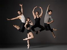New York City Ballet by Henry Leutwyler
