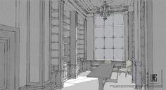 Bibliotheekontwerp door Buro Lines