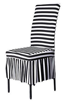 SHZONS™Classic Chair Slipcovers Stretch Ruffled Dining Ch... https://www.amazon.com/dp/B01E0RFLQG/ref=cm_sw_r_pi_dp_x_8DM7ybKY24CVS