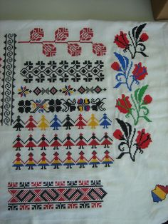 Cos, Cross Stitch, Traditional, Quilts, Blanket, Clothes For Women, Woman, Sewing, Handmade