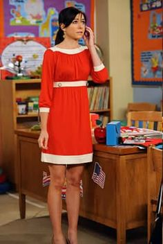 Been obsessed with this dress every since I saw Lily wearing it on HIMYM. Ugh, want!