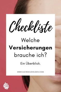 Checklist: What insurance do I need? Kind, Blog, Long Term Care Insurance, Retirement Savings Plan, Understanding Economics, Financial Peace, Personal Finance, Life Planner, Investing Money