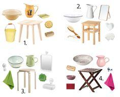 Waschtisch, wenig Platz im Badezimmer, Montessori, 0-6, Vorbereitete Umgebunug, Übungen des praktischen Lebens, Ikea
