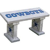 cowboys bench for grandpa jodys grave, would be awesome!