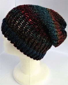 71e33e2095e Check out this item in my Etsy shop https   www.etsy. Hipster HatSlouchy ...