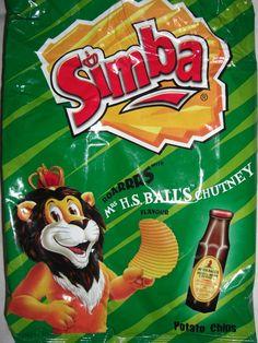 Skyfies van Simba!