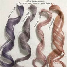 NEW GUY TANG COLOR #mydentity HAIR COLOR ( DIRECT DYE,DEMI ...
