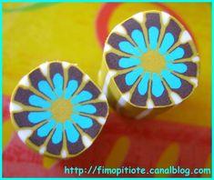 Tutoriel cane fleur bleue: