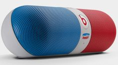 Super cool Beats Pill Speaker designed with Girl & Chocolate Skateboards. For some reason it's getting the Harlem Globetrotters song stuck in our heads. Best Speakers, Wireless Speakers, Bluetooth, Amazing Gadgets, Pharrell Williams Happy, Techno, Beats Pill, Speaker Design, Ideas