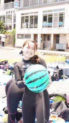 Diving Wetsuits, Scuba Diving Gear, Scuba Girl, Womens Wetsuit, Snorkeling, Riding Helmets, Latex, Third, Zip Ups