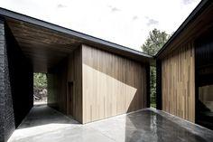 Screen House / Alain Carle Architecte
