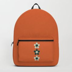 Backpacks For Sale, D Craft, Designer Backpacks, One Size Fits All, Fashion Backpack, Daisy, Unisex, Margarita Flower, Daisies