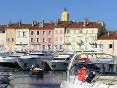 Saint-Tropez is a Provençal town,  in the Var department of the Provence-Alpes-Côte d'Azur region of South Eastern France.