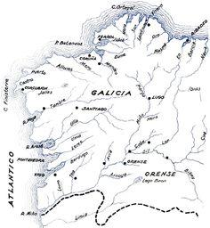6 PANXÓN: Ríos de galicia