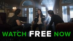 Damon and Stefan show Lily their bad table manners on the latest episode of #TVD: http://on.cwtv.com/TVD707 https://twitter.com/cwtvd/status/667598321486139392