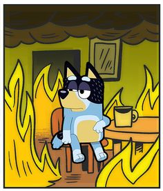 This Is Fine Meme, Golden Flower, Great Tv Shows, Woodland Creatures, Movies And Tv Shows, Party Planning, Reindeer, Disney Characters, Fictional Characters