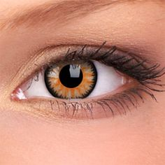 Honey Glamour Contact Lenses (Pair) $21.68