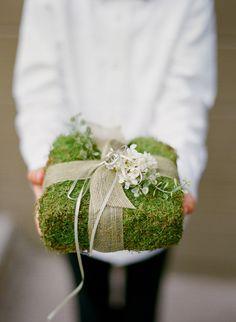 Moss wrap