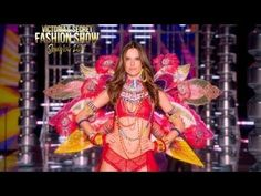 Victoria's Secret Fashion Show Shanghai 2017 - Operator and Road to the Runway Full HD - YouTube
