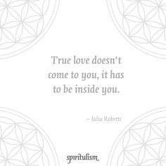 Quote about love...