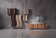 Uberlegen #Möbel Außergewöhnliche Designer Wohneinrichtung Aus Holz Von Carpanelli # Außergewöhnliche #Designer #Wohneinrichtung #