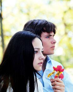 Olivia Hussey & Leonard Whiting.  Romeo and Juliet  Franco Zefferelli