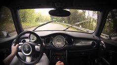 Mini JCW quick test drive (onboard)
