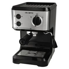 Mr Coffee Pump Espresso Maker * Want to know more, click on the image. (This is an affiliate link)