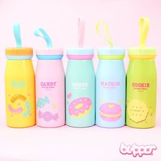 Sweets Stainless Steel Bottle