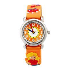 Willis Brand Time Teacher Little Boys Girls Childrens First Wrist Kids Watches 3d Football Cartoon Character Relogio Feminine Watches