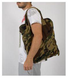 huge discount e2934 7d08d Maharishi Bonsai Forest bag Bonsai Forest
