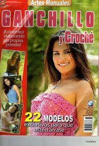 Ganchillo y Croche Artes Manuales 15 - Alejandra Tejedora - Picasa Web Albums