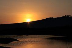O Por do sol mais lindo que ja vi...Lencois Maranhenses..