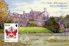 COLLECTORZPEDIA Sark - 450 Years as a fief to the Crown